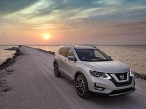 Manejamos la Nissan X-Trail 2018