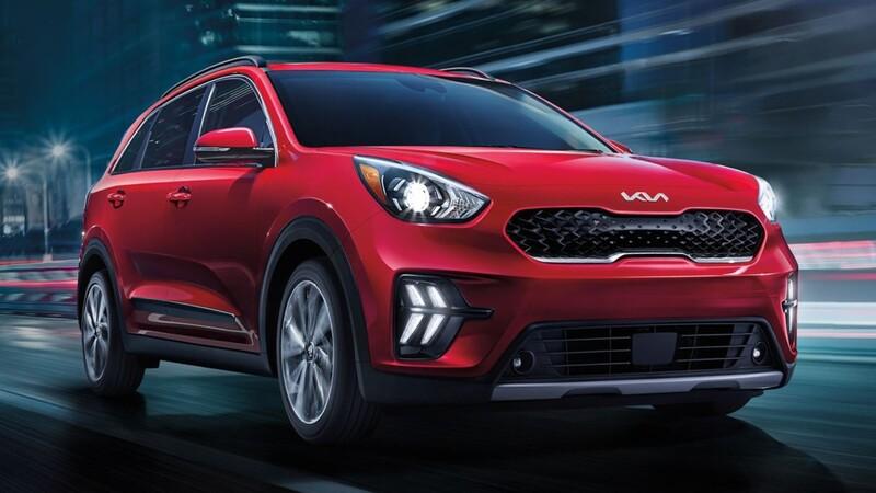 Kia actualiza el look general del SUV ecológico Niro