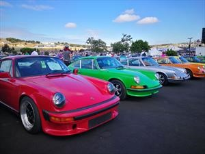 Rennsport Reunion VI, celebrando en familia los 70 años de Porsche