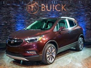 Buick comercializa un millón de unidades en lo que va de 2016