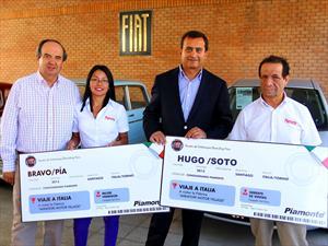 Chile Gana Premio Test Drive Fiat Internacional