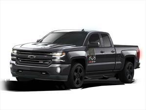Chevrolet Silverado Realtree Edition 2016, la nueva edición especial