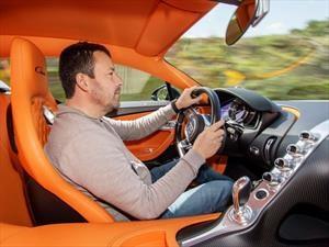 Video: Mirá al Bugatti Chiron a 351 Km/h