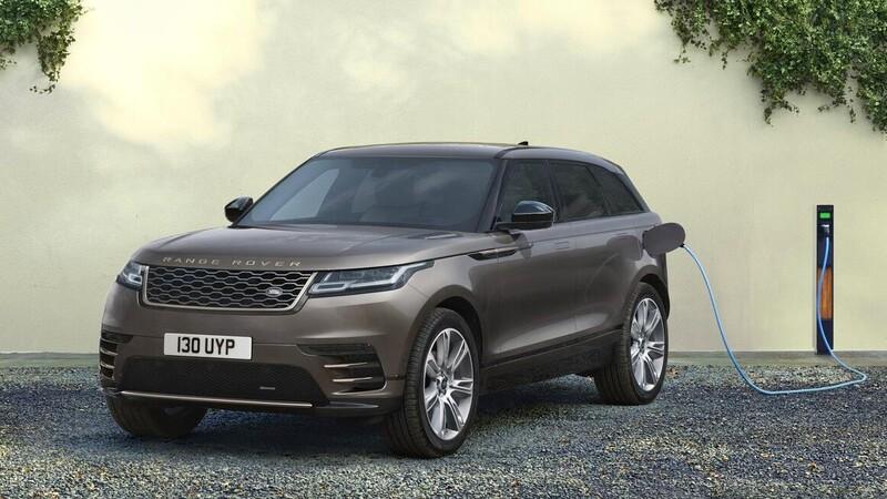 Land Rover actualiza el Velar y lanza edición especial