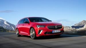 Opel Insignia GSi 2020, menos potente, pero más sofisticado