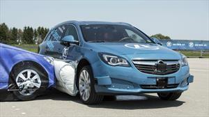 Así funciona el sistema de airbags externos de ZF