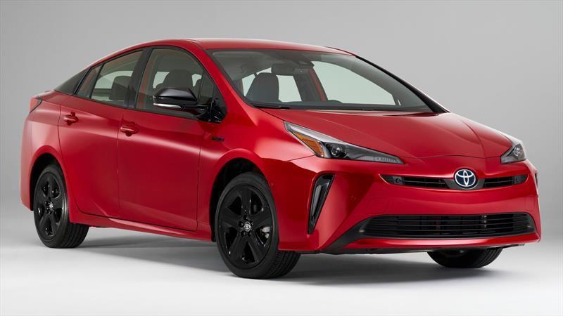 Toyota Prius celebra 20 años de venderse en Estados Unidos