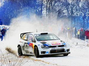 Volkswagen: Gran debut en el Rally de Monte Carlo