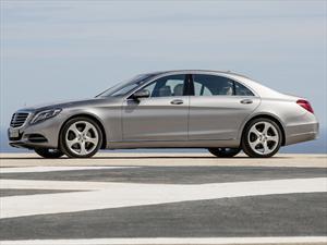 Mercedes-Benz Clase S 2014 se presenta