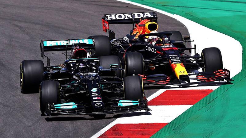F1 2021: Lewis Hamilton hizo lo que quiso en Portugal