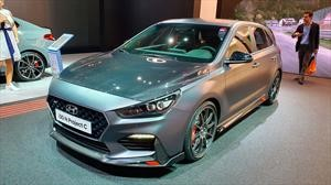Hyundai i30 N Project C 2020 es un hot hatch aligerado con fibra de carbono