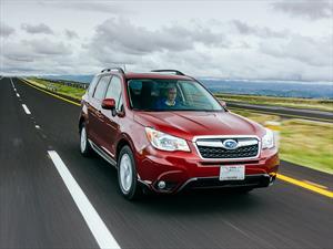 Subaru Forester a prueba