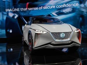Nissan IMx, futura SUV de la marca de Yokohama