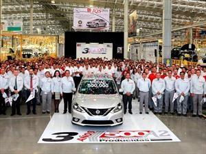Nissan Aguascalientes Planta A2 celebra su tercer aniversario