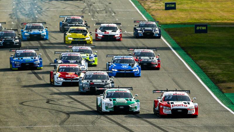 El Campeonato DTM alemán cierra una era gloriosa