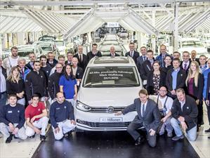 Volkswagen alcanzó los 43 millones de vehículos producidos en Wolfsburg