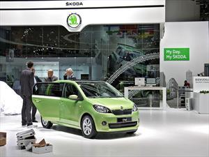 """Skoda Presenta Estrategia """"Green Future"""""""