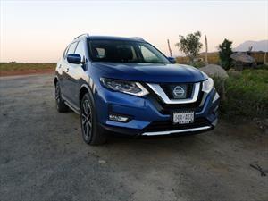 Nissan X-Trail Hybrid 2018 debuta