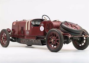 El primer Alfa Romeo de calle de la historia va a subasta