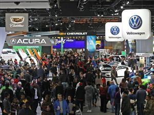 El Auto Show de Detroit 2019 contó con la presencia de más de 770,000 visitantes