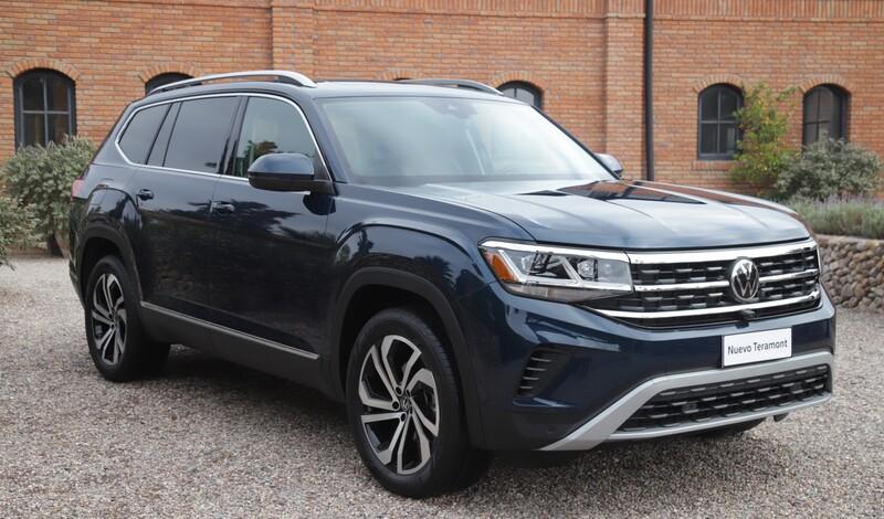 Volkswagen Teramont 2021 llega a México, mejora en diseño y equipamiento