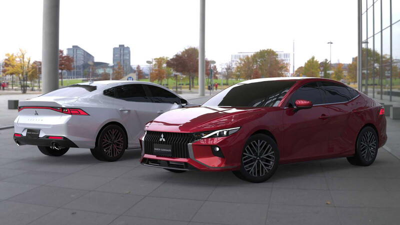 Mitsubishi Lancer: Si vuelve así, nos emocionamos