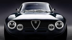 Alfa Romeo Giulia GT por Totem Automobili, un clásico que viste en fibra de carbono
