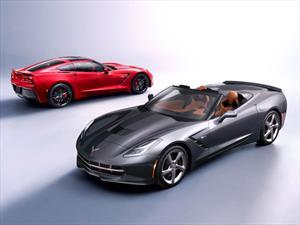 Chevrolet Corvette Stingray Convertible 2014 llega a México en $1,060,500 pesos