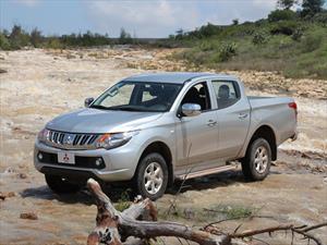 Mitsubishi L200 2016 llega a México desde $309,900 pesos