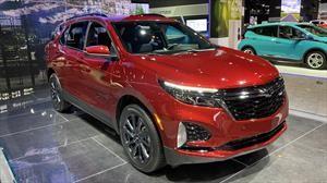 Chevrolet Equinox 2021, más extrovertida, deportiva y polémica que nunca