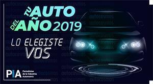 Estos son TUS Autos del Año 2019