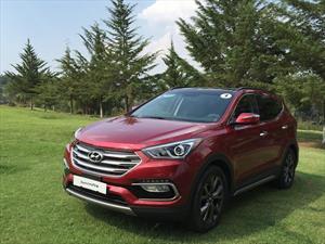 Hyundai Santa Fe 2017 se presenta