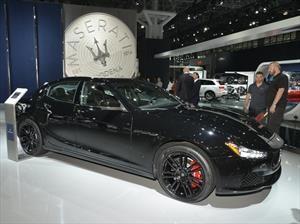 Maserati Ghibli Nerissimo Edition, un deportivo de lujo