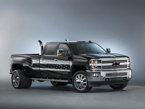 Chevrolet Silverado 3500HD Kid Rock Concept, un pick up Made in Detroit