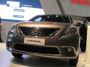 Nissan lanza la pre-venta del nuevo Versa