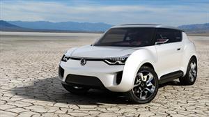 SsangYong XIV-2 Concept debuta en Ginebra 2012