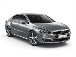 Peugeot 508 renueva su línea