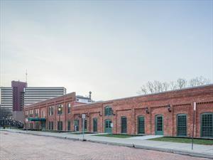 GM inaugura el edificio Durant-Dort Factory One