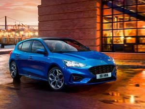 Ford Focus 2019 se presenta