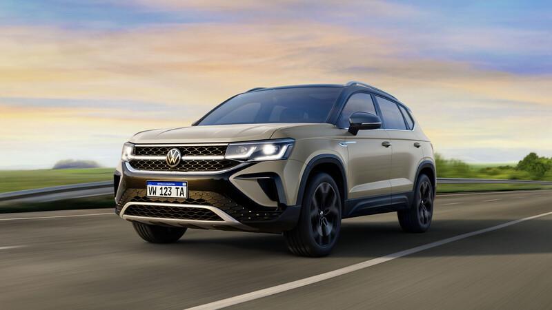 Volkswagen Taos ofrece test drive en Cariló