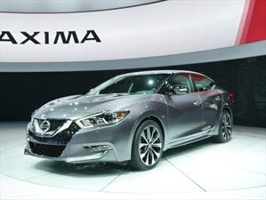 Nissan Maxima 2016 debuta