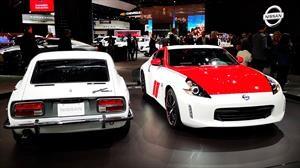 Nissan Z, 50 años de historia