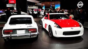 Nissan Z, el japonés que conquistó el mundo