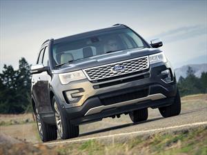 Ford Explorer 2016 es el SUV of Texas 2015