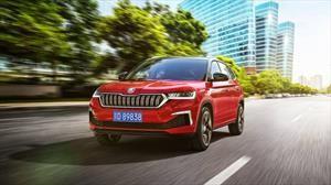 Skoda Kamiq GT, un SUV que solo estará disponible para el mercado chino