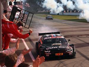 Escudería BMW regresa triunfalmente al DTM 2012