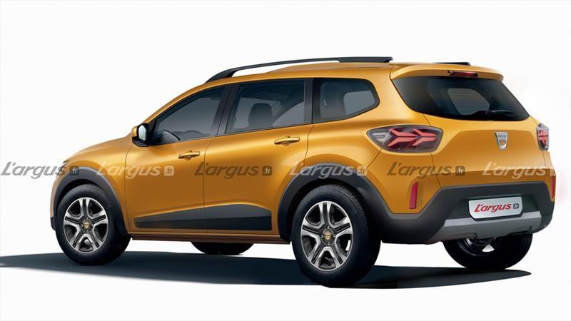 Al parecer, Renault y Dacia están preparando una SUV de siete pasajeros