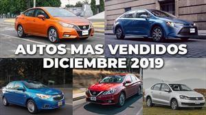 Los 10 autos más vendidos en diciembre 2019