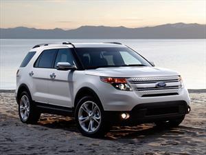 Ford Chile: Alerta de seguridad para modelo Explorer