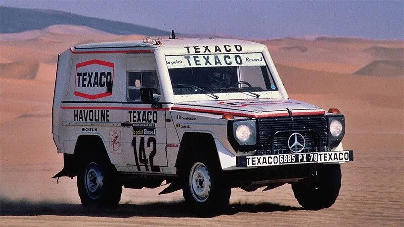Rally Dakar 2021: Los protagonistas del Dakar Classic